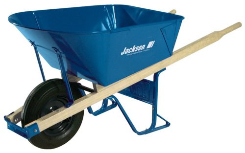 High quality steel wheelbarrow