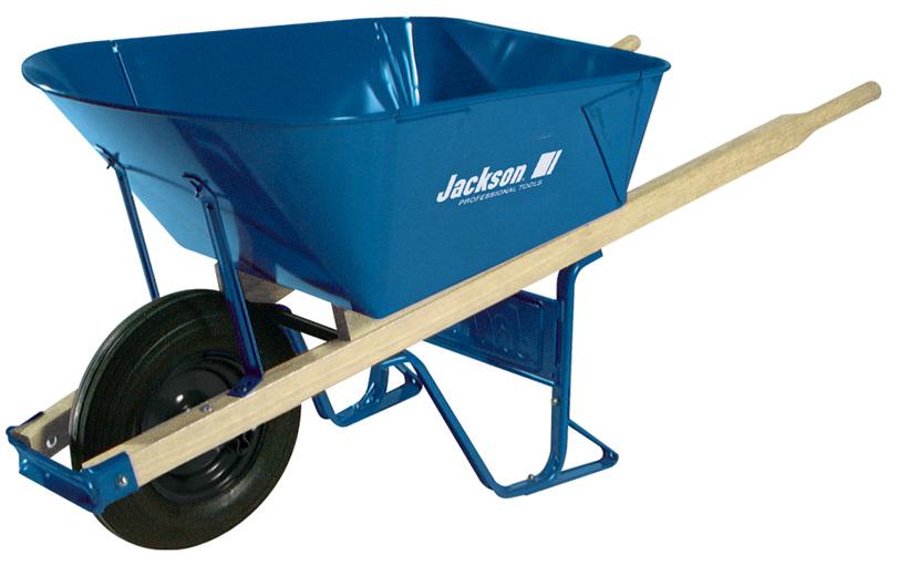 Jackson Professional Contractor Wheelbarrow