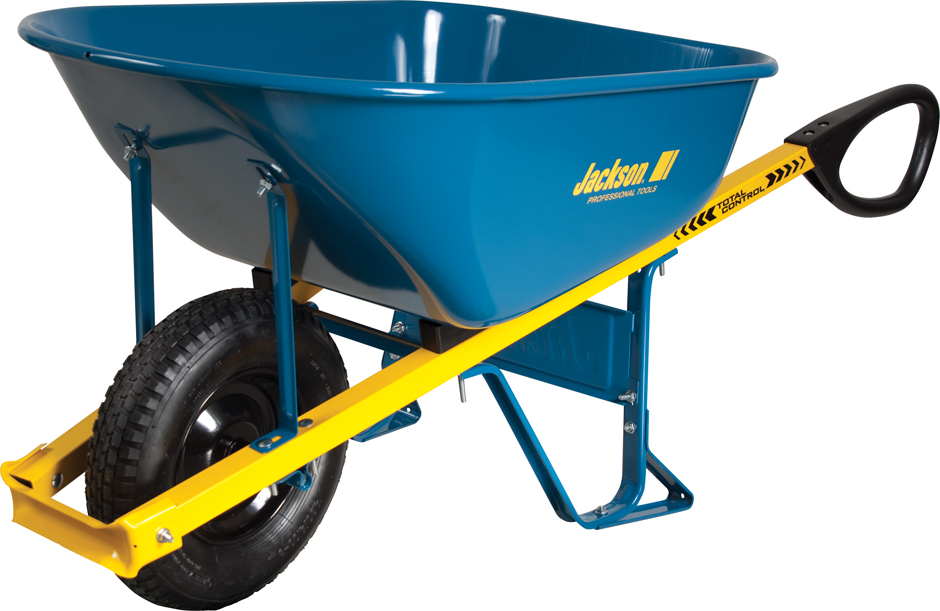 Total Control Wheelbarrow