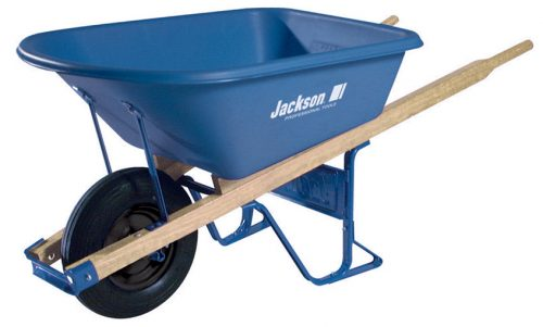 5.75 cubic foot wheelbarrow