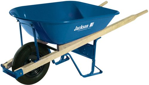 Steel Wheelbarrows